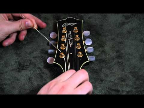 Restringing Your Mandolin WEB HD