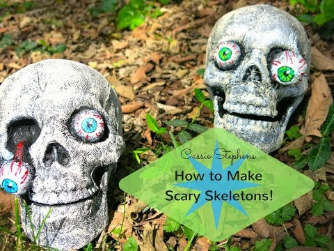 How to Make Skulls!