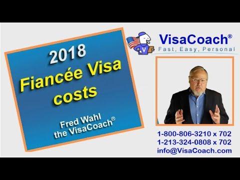 K1 Fiance Visa Cost in 2018