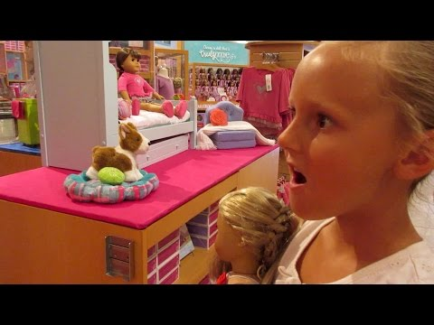 American Girl Doll Store!!!