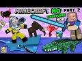 Aquarium Attack Mo Creatures Mod Showcase 2 Land Creatures C