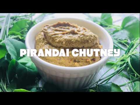 pirandai chutney | BEST EVER NATURAL JOINT PAIN REMEDY