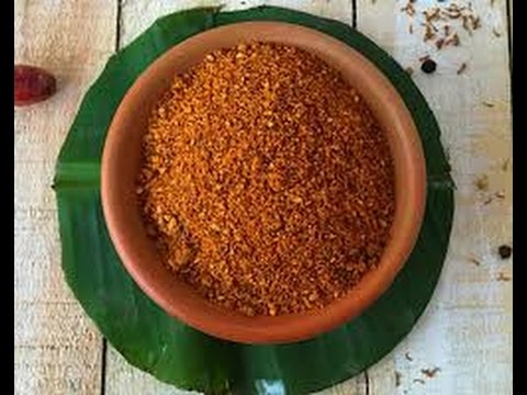 Home made Rasam Powder receipe