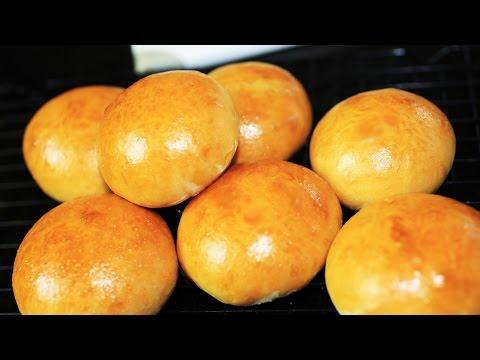Bake Red Bean Dinner Roll /Dinner Roll Recipe /红豆面包