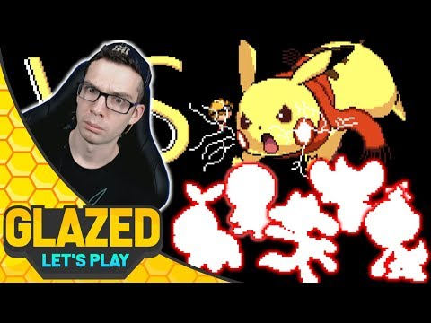 Our MYSTERIOUS Journey Begins! Pokemon Glazed #1
