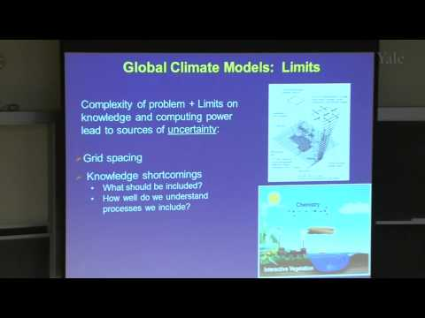 Simulating the Global Water Cycle: Climate Change and Disease Implications