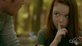 "The Originals 4x03 Hope shows Klaus her power ""shh don"