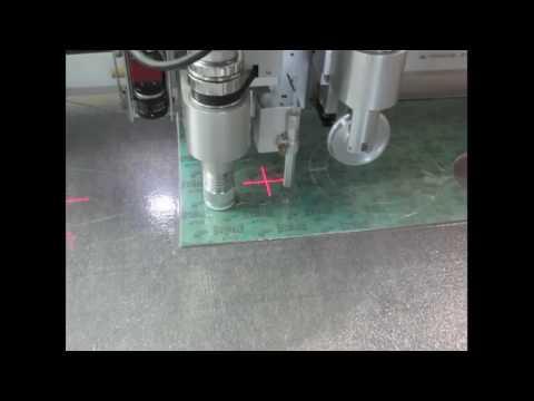 JWEI gasket cutting machine