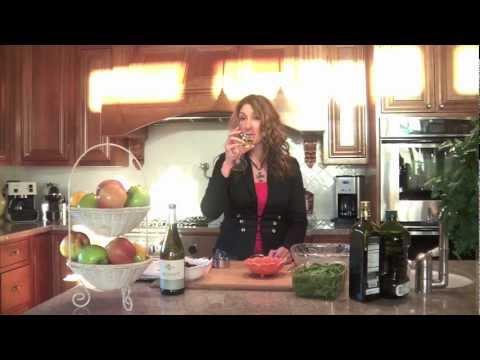 Salad & Wine 18 - Beet & Arugula Salad