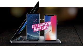 File Transfer Made Easy - Anytrans