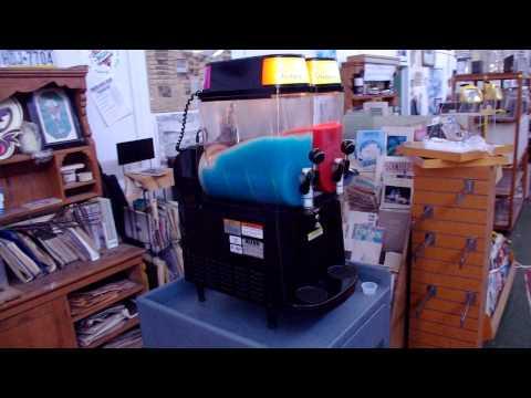 Bunn CDS2 Two Bowl Granita Margarita Frozen Drink Machine