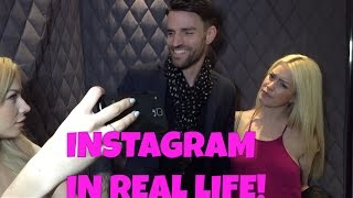 If Instagram Were Real Life
