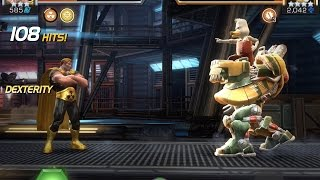 Hyperion Unboxing and Battle vs. Howard the Duck | Marvel Contest of Champions