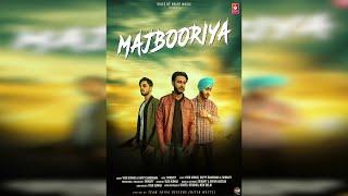 Majbooriya (Audio) | Yash kumar, Happy Randhawa, SHOBAYY | Latest Hindi Songs 2017 | VOHM