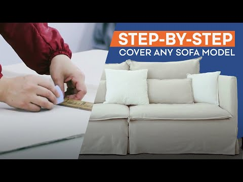How It's Made | Comfort Works Sofa Covers