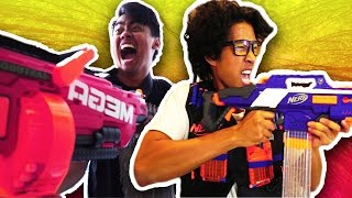 Download Nerf War: One Million Bullets Video