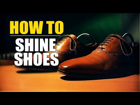 How To SHINE SHOES | ULTIMATE Shoe Shining Tutorial | Shoe Shining Guide | Mayank Bhattacharya