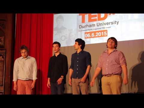 Barbershop Performance | 4Q Barbershop Quartet | TEDxDurhamUniversity