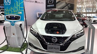 2020 Canadian International AutoShow. Electric Cars' Ivy Charging Network (4K)