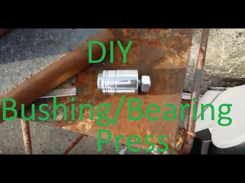 Diy Bushing/Bearing Press