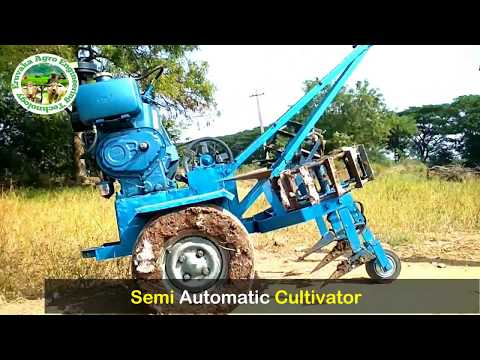 SEMI AUTOMATIC CULTIVATOR  FOR COTTON CULTIVATION, MANGO,BANANA  AND VEGETABLE GARDENER CULTIVATOR