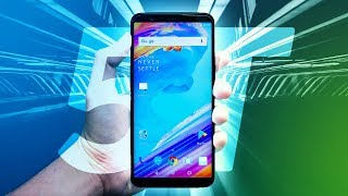 OnePlus 5T Hands On