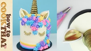 unicorn cake how to cook that ann reardon