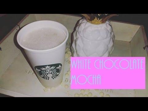 Starbucks White Chocolate Mocha Recipe | Coffee