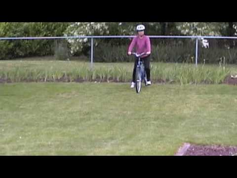 Learning to Bicycle Without Pain; Teaching Bicycling Without Strain