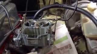 Causes of Weber DGEV Hesitation 32/36 Volvo 122s Amazon