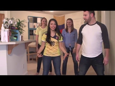 How to Dance Like a Colombian