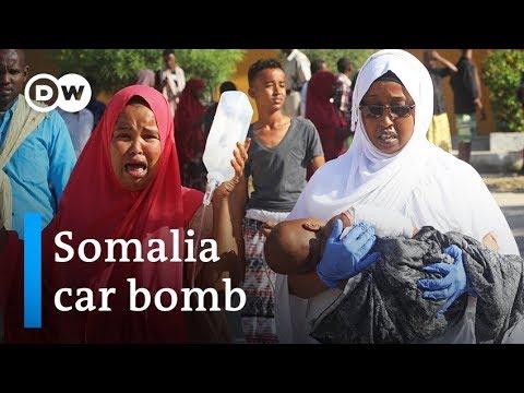 Xxx Mp4 Somalia Car Bomb Kills Dozens Outside Mogadishu DW News 3gp Sex