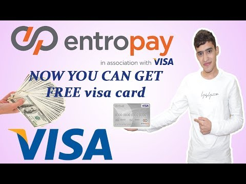 How to Create Entropay Account & VCC Virtual Card in Urdu Hindi