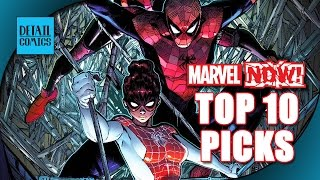 Top 10 Marvel Now 2.0 Comics || Weekly One Shot