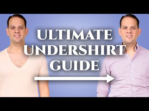 Undershirt Guide For Men with PROs & CONs...