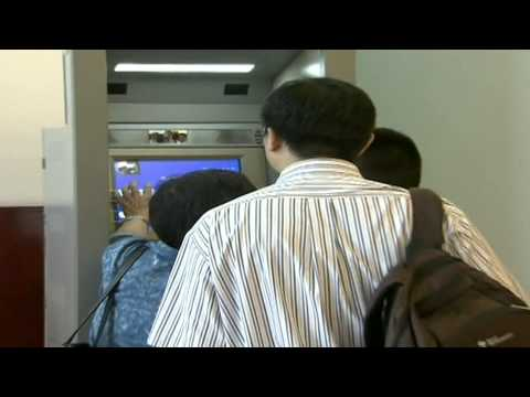 First facial recognition ATM launched in China