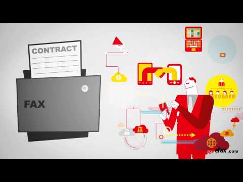 Faxing Online with eFax