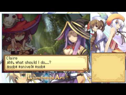 Luminous Arc - Chapter 18: Like, an Angel?