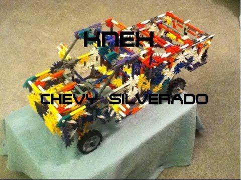 K-NEX Time Lapse Suspension Car Build