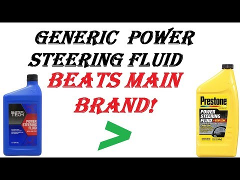 Power Steering Fluid Leak? Use This Stop Leak Brand Over The Others - 2018