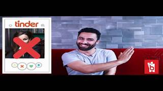 Tinder Game with Ahmed ali akbar
