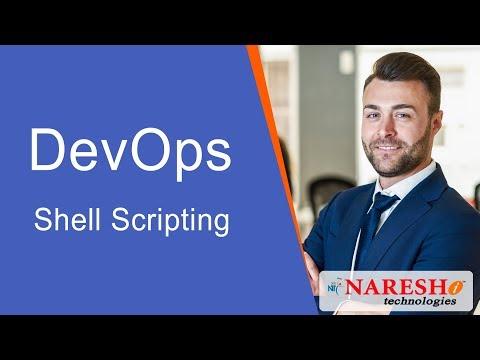 DevOps Tutorials | DevOps Shell Scripting | by Mr. Sunil