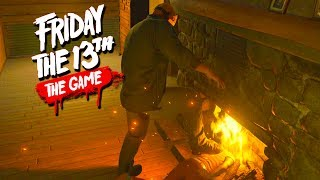 Friday the 13th Game Funny Moments with The Crew!