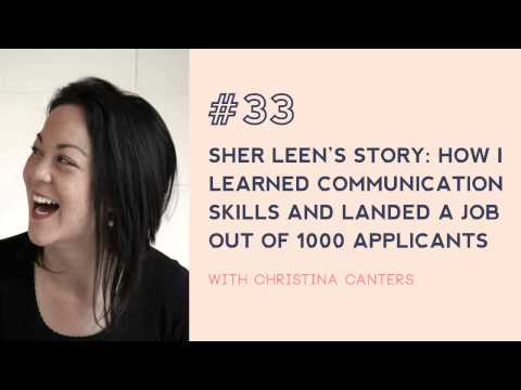 #33: How I landed my dream job out of 1000 applicants!