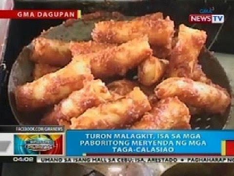 BP: Turon malagkit, isa sa mga paboritong meryenda ng mga taga-Calasiao, Pangasinan