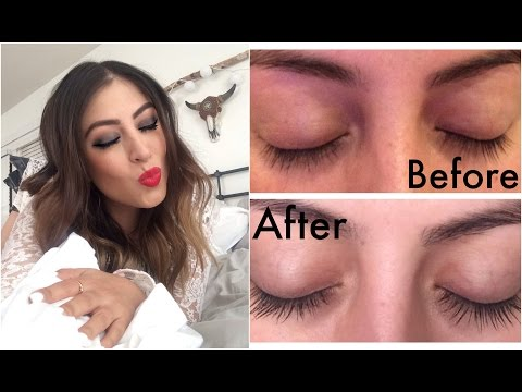 Beauty Tip: How to Get Healthy, Beautiful Lashes