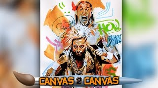 The Realest Guys on the Canvas: WWE Canvas 2 Canvas