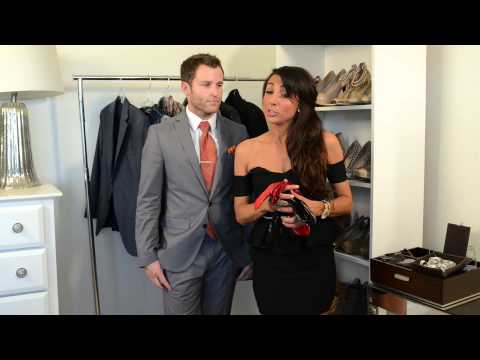 What Color Tie With a White Shirt & Gray Suit? : Great Fashion Tips For Men