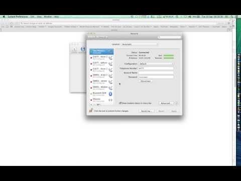 How to change Proxy Settings in Safari on Mac