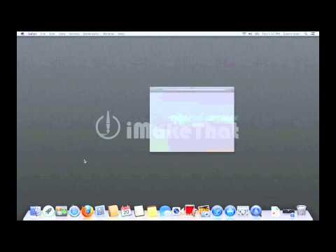 How to install programs on a Mac. [Beginner]